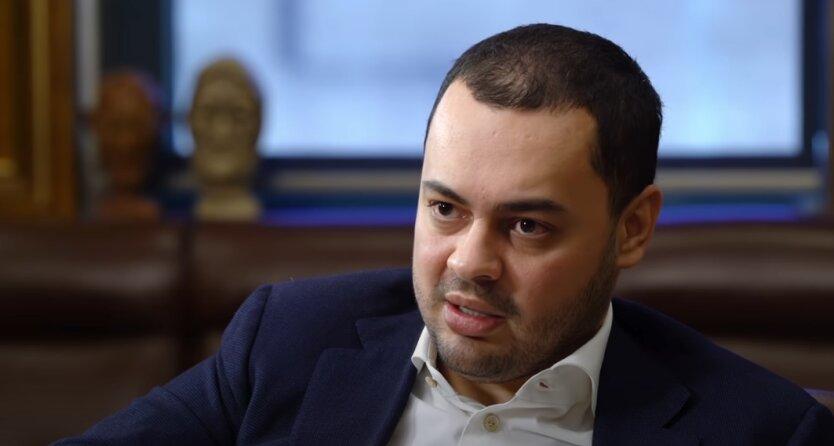 Сеяр Куршутов, контрабанда, Владимир Зеленский
