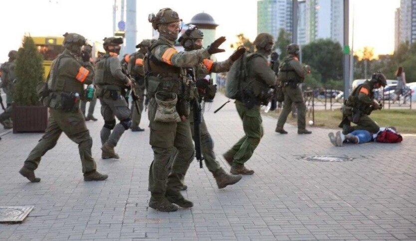 Задержания, протесты, Беларусь
