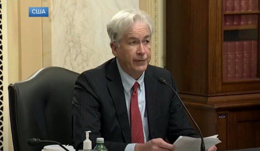 Директор ЦРУ Уильям Бернс, Россия, Украина