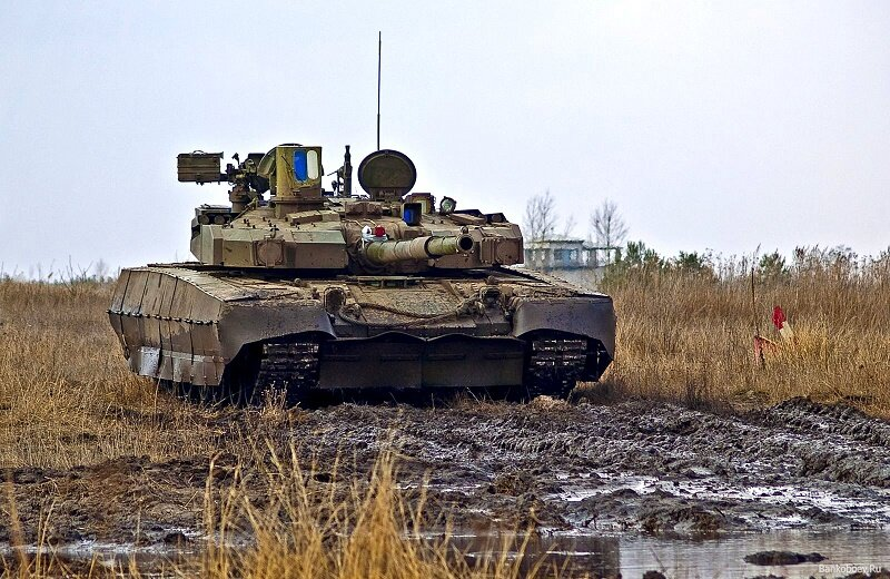 танк Оплот2