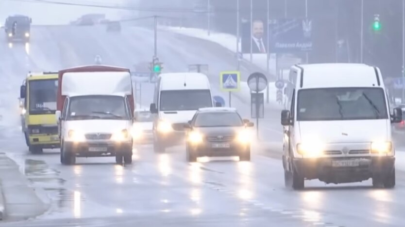 Погода, Украина