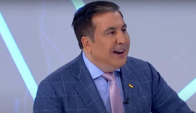 Михеил Саакашвили, Михаил Саакашвили