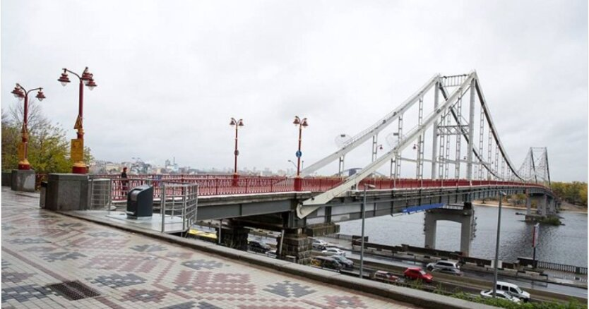 мост труханов