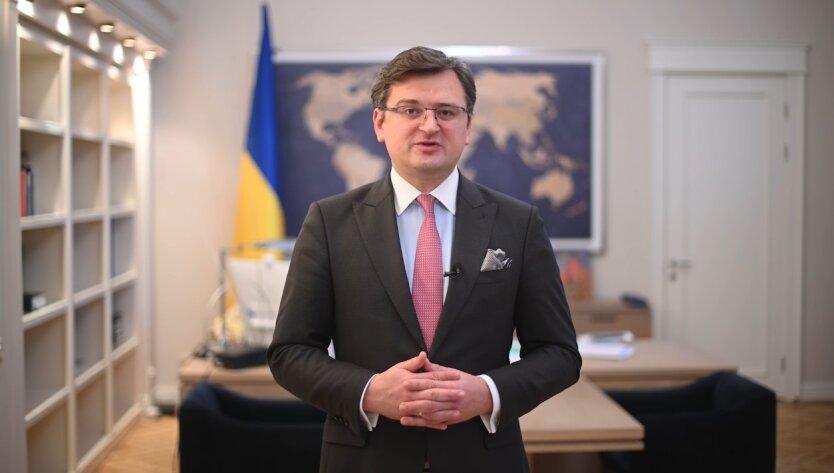 Дмитрий Кулеба, МИД, дипломатия