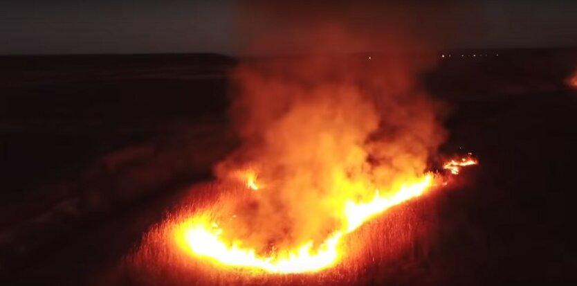 пожар в Чернобыле,тушение пожара в Чернобыле,горит лес Украина,зона отчуждения