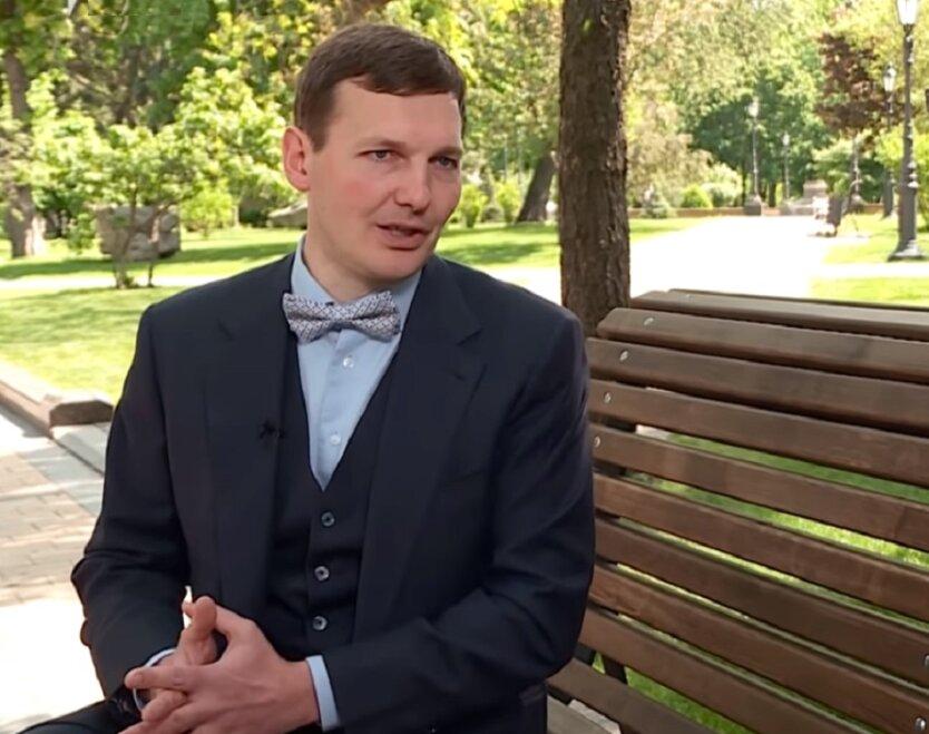 Заместитель министра иностранных дел Украины Евгений Енин