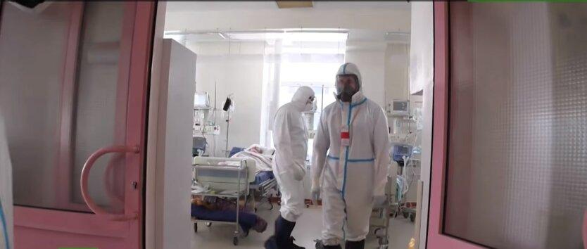 Коронавирус, статистика заболеваемости, Украина