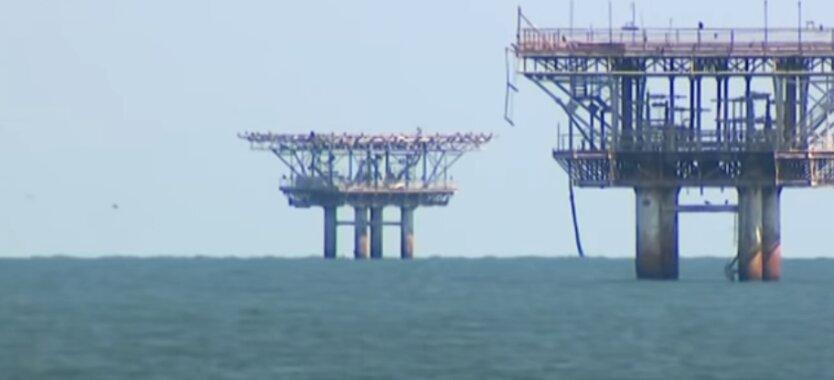 """Добыча газа и нефти, Черное море, """"Нафтогаз"""""""