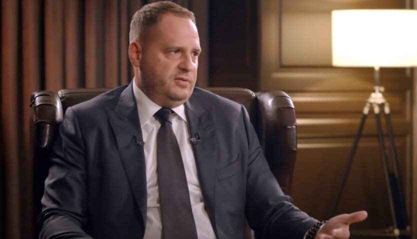 Андрей Ермак, США, санкции