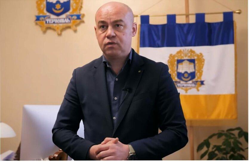 Сергей Надал, Тернополь, Карантин в Тернополе, Локдаун в Украине