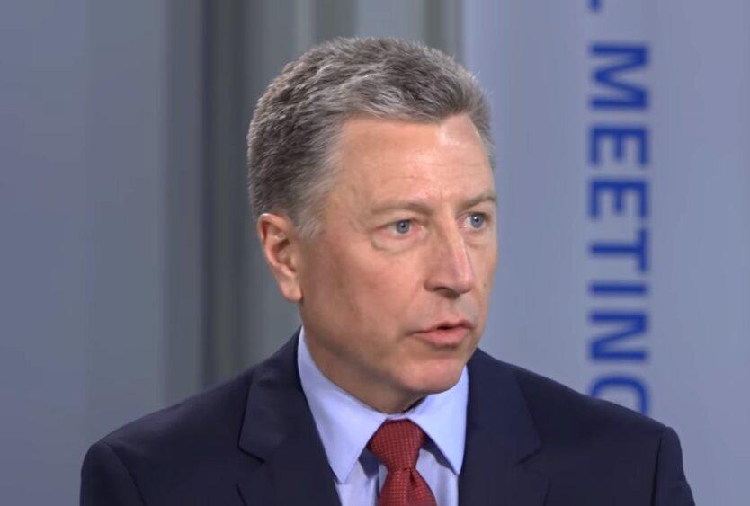 Экс-спецпредставитель США в Украине Курт Волкер