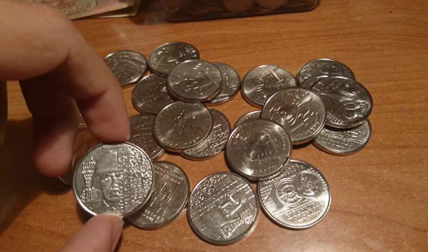 монеты, 10 грн, НБУ