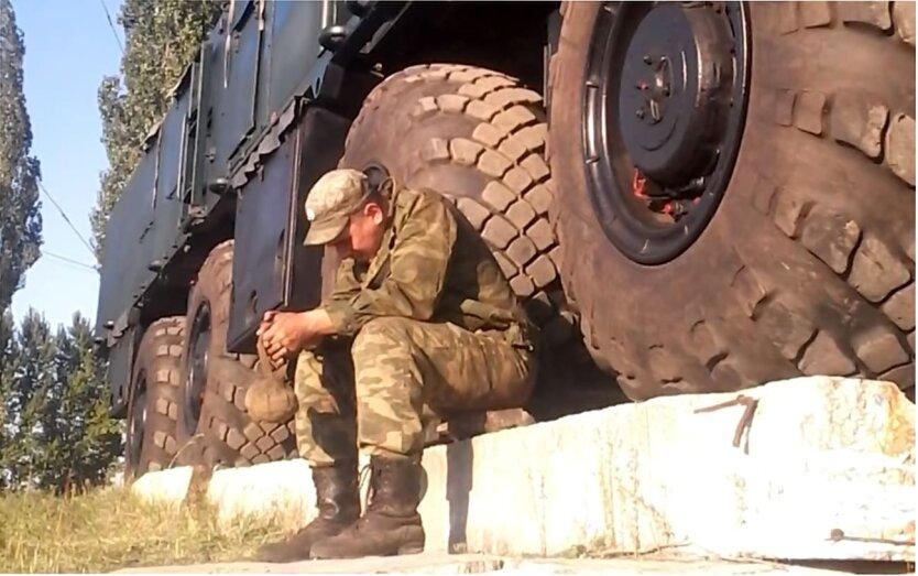 Военный лагерь России в Богучаре, Пожар в Богучаре, Пожар в военном лагере РФ