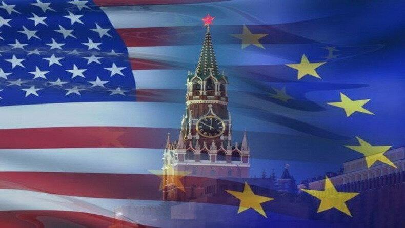 Россия США ЕС