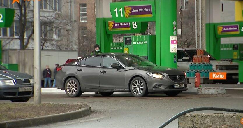 цены на топливо в Украине, АЗС Украины, бензин и дизтопливо