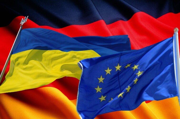 Украина_Германия_ЕС