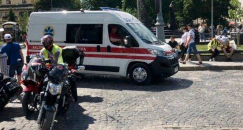 Во Львове умер 23-летний бегун полумарафона
