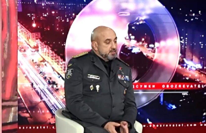 Первый заместитель секретаря СНБО Сергей Кривонос