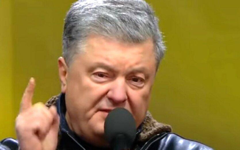 Жена Порошенко рассекретила сбережения экс-президента