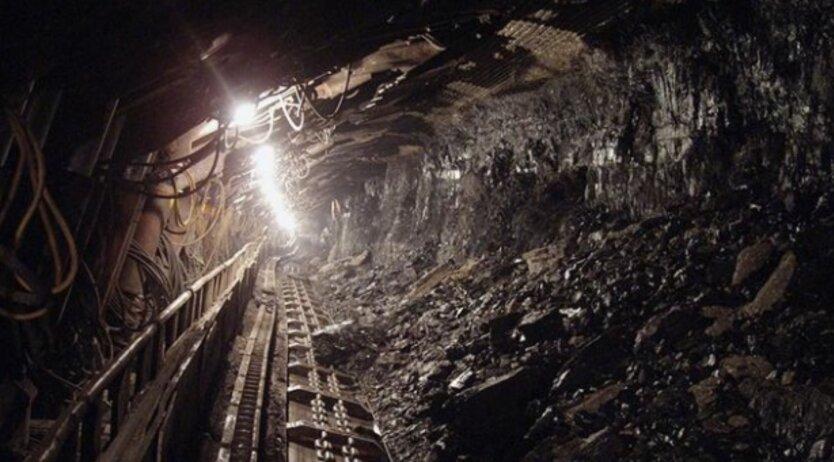Взрыв в шахте на Донетчине