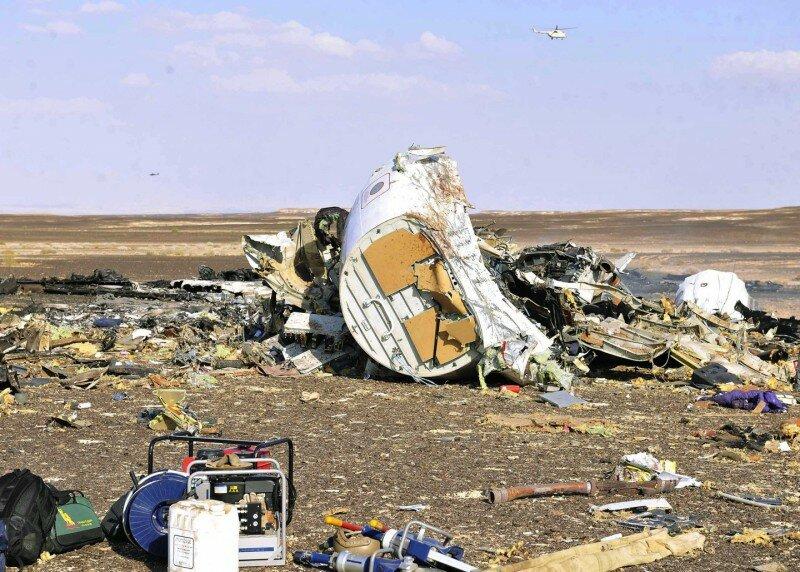 Катастрофа А-321 Когалымавиа