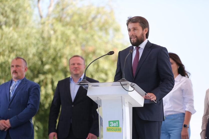 Нацполиция открыла уголовное дело по факту угроз семье кандидата в мэры Кривого Рога Дмитрия Шевчика