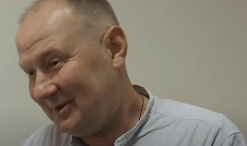 Николай Чаус, суд, Киев