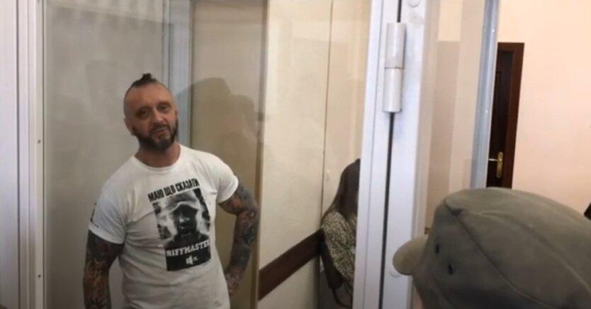 Андрей Антоненко, суд, арест