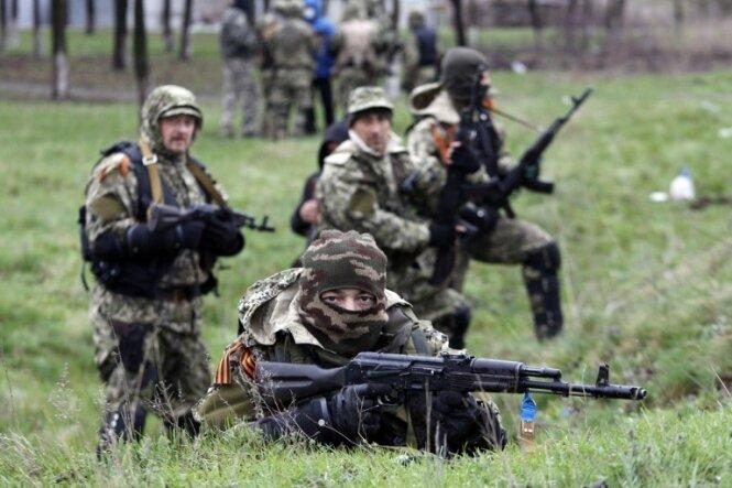 Славянск сепаратисты