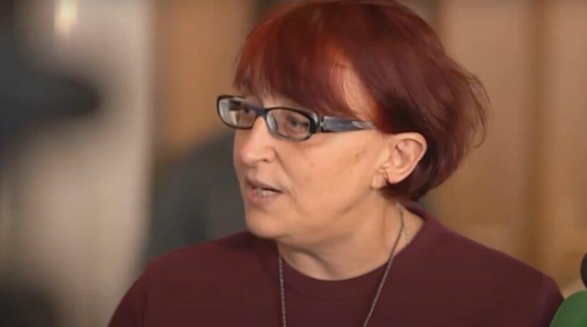 Галина Третьякова, прожиточный минимум, зарплаты в украине, слуга народа