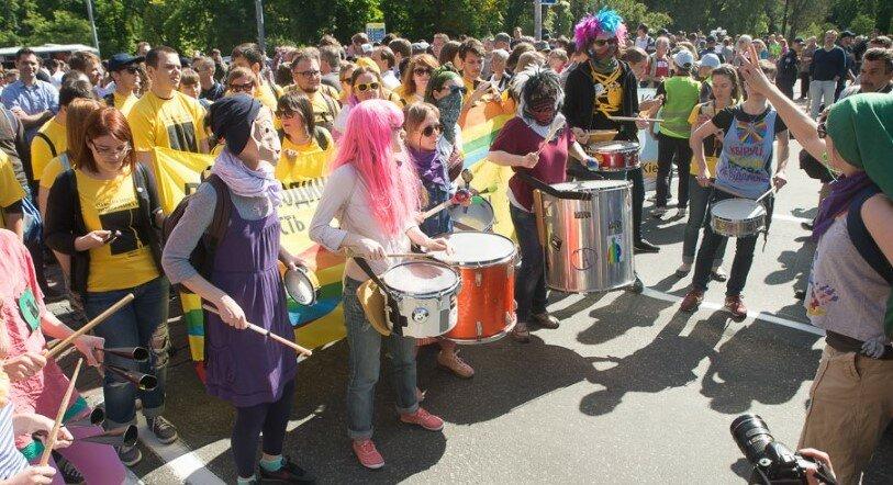 лгбт прайд парад