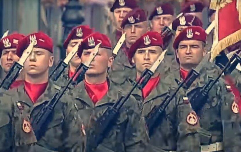 """Польша """"оккупировала"""" часть Чехии"""