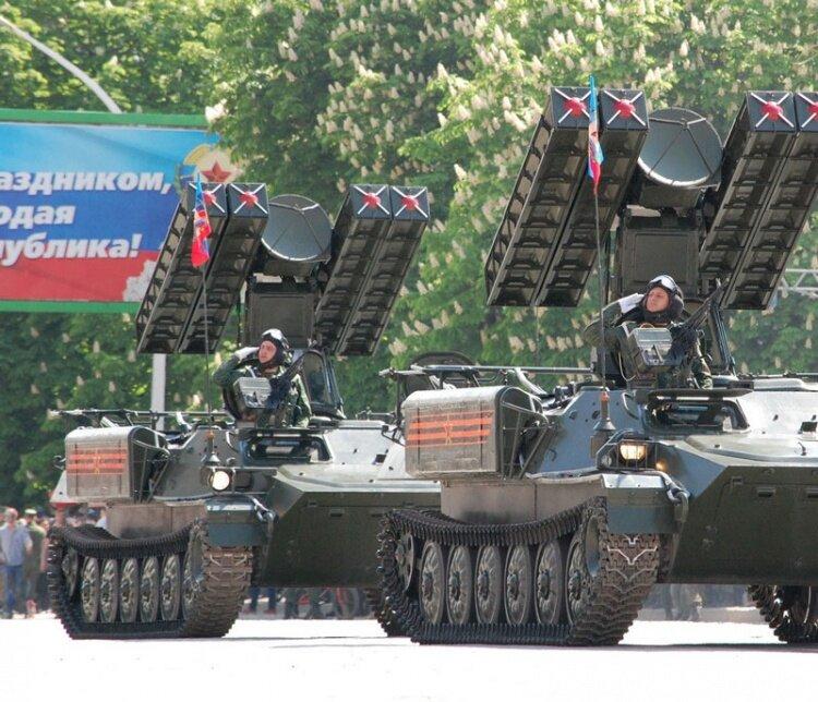день победы луганск