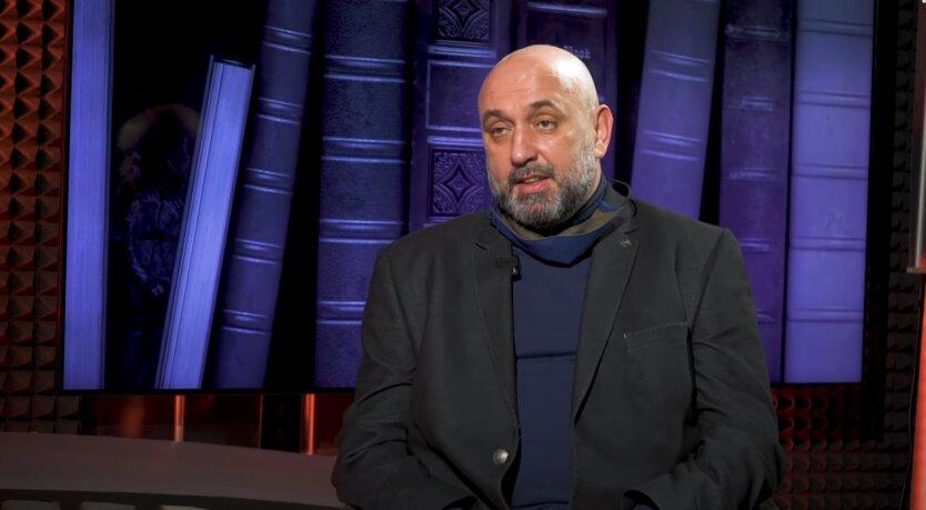 Генерал Сергей Кривонос, Крым, Украина