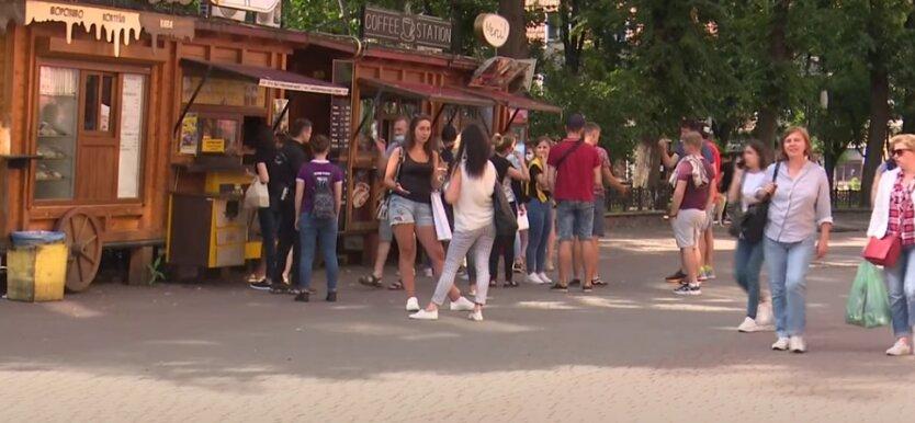 Карантин, Украина, тарифы на свет