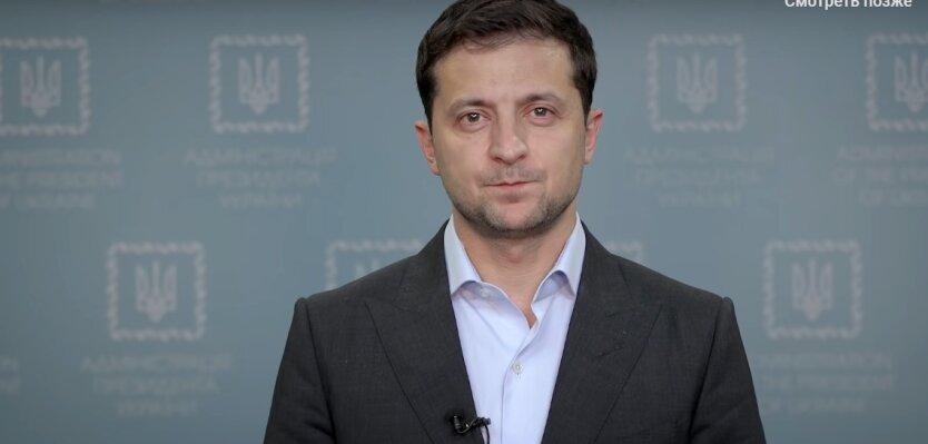 Владимир Зеленский, Борисполь