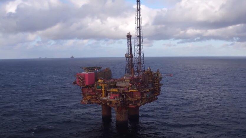Добыча нефти, WTI, Brent