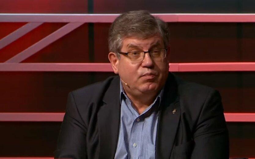 Председатель медицинской комиссии Киева Олег Гелевей