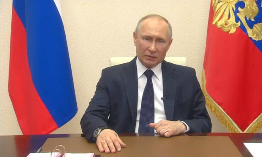 президент России, Владимир Путин