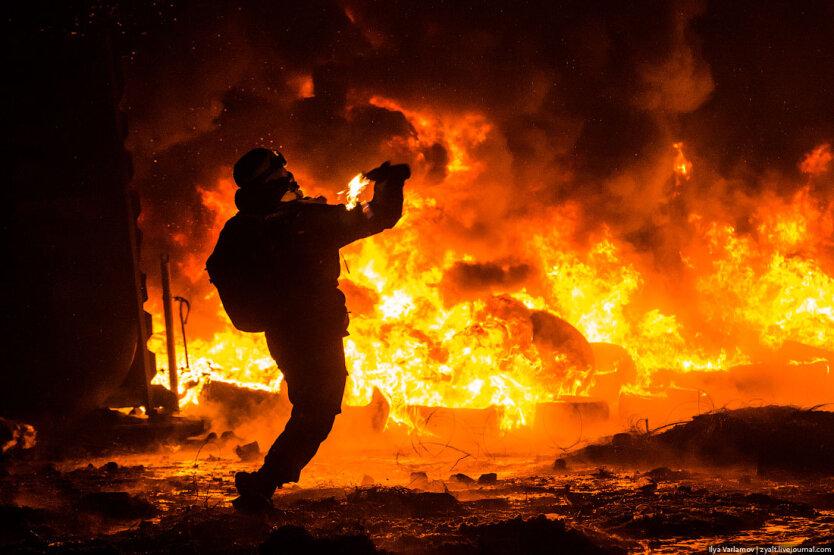 Украинская революция 2014