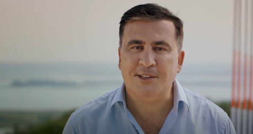 Михеил Саакашвили, Грузия, тюрьма
