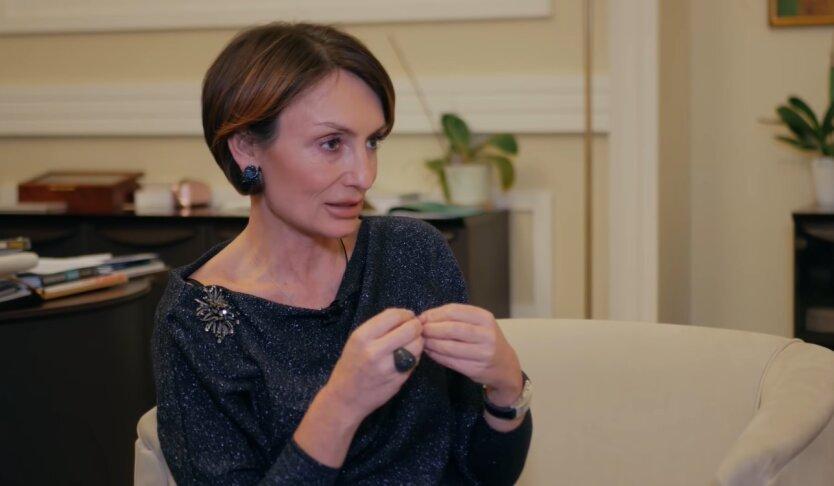 Екатерина Рожкова, неработающие кредиты, НБУ
