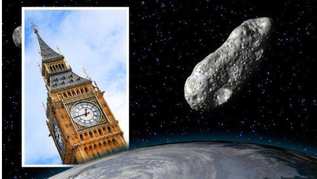 биг бен астероид