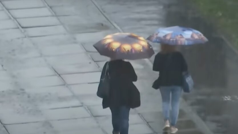Погода в Украине, дожди в июне, погода в киеве, погода в июне