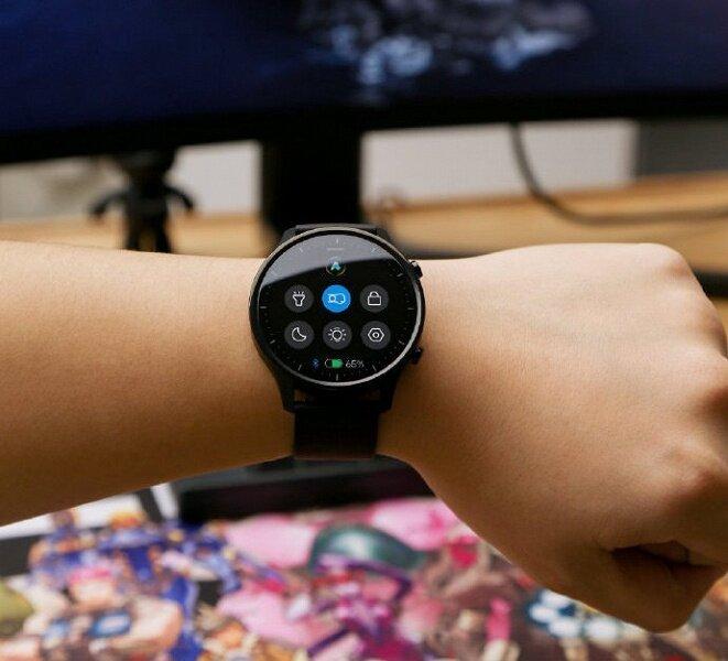 Xiaomi Mi Watch Color1