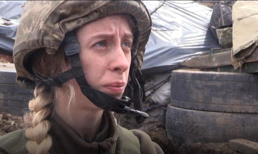 Военный медик Светлана спасла украинского воина