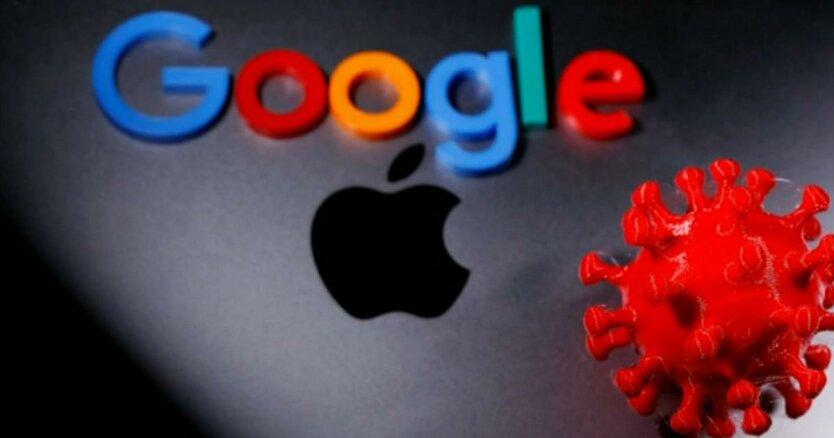 Apple и Google выпустили технологию для борьбы с COVID-19