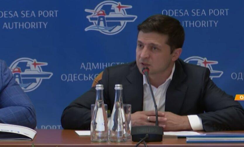 Владимир Зеленский, легализация игорного бизнеса, подписание закона