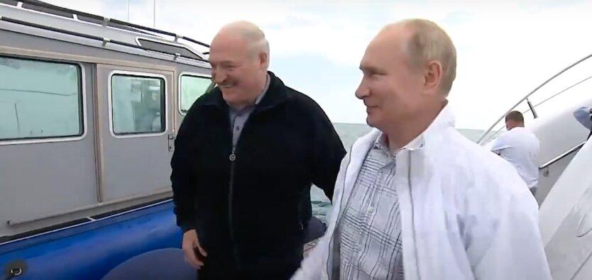 Путин и Лукашенко договорились по двум важным пунктам