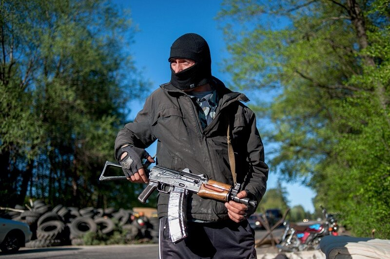 Сепаратисты Донбасса4
